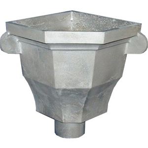 Cast Aluminium Hopper Heads